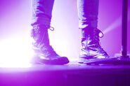 Violet-and-shoes