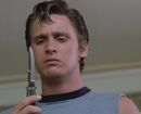 Two-Bit Matthews with a switchblade (Greaser)