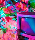 Electric Glow FlowerTV