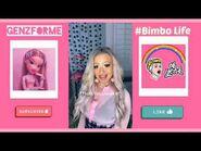 💅👄🛍️🏳️🌈Bimbos need Love too(Bimbo Tiktok compilation)