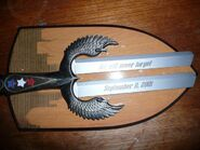 Mall ninja 9 11 sword