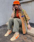 Korean Streetwear Colorful