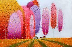 The Houses on Flower Field 2 - Vu QDung.jpg