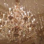 Let's dance under the chandelier ✨