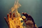 Fire-hand