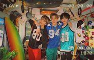 NCT dream love again