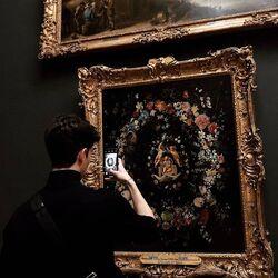 Boy looking at painting.jpg