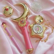 Sailor Moon Weapons