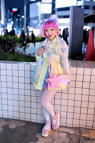 Fairy kei girl