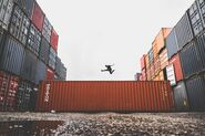 Shipping Container Jump