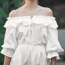 Romantic italian dress