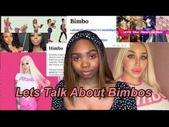 A Deep Dive Into The Bimbo Aesthetic