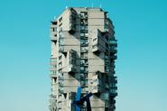 Brutalism in Belgrade Serbia