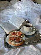 Fig toast