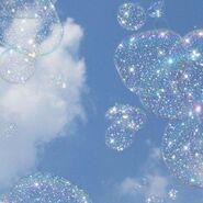 Clouds Sparkle