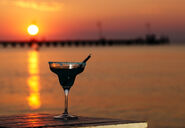Vecteezy tropical-cocktail-overlooking-a-sunset-ocean 1946985