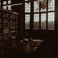 Dark-academia
