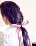 Jessica hair bow