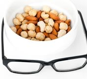 Nuts-glasses