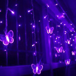Outdoor Fairy icicle led butterfly curtain light.jpg