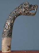 Viking art hilt
