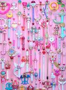 Magical-girl-weapons