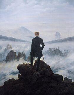 Wanderer Above the Sea of Fog by Casper David Friedrich .jpg