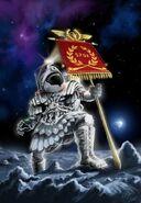 Roman astronaut