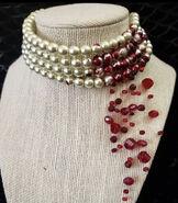 Vintage mystery necklace