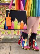 Pencil outfit Vibrant Academia