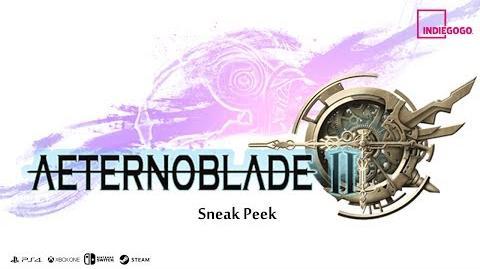 AeternoBlade II - Sneak Peek