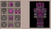 Full Gravitite armor set