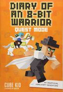 Diary of an 8-bit Warrior- Quest Mode Cover