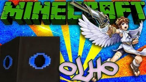 Minecraft Aether 2 O Olho das Trevas =X-0