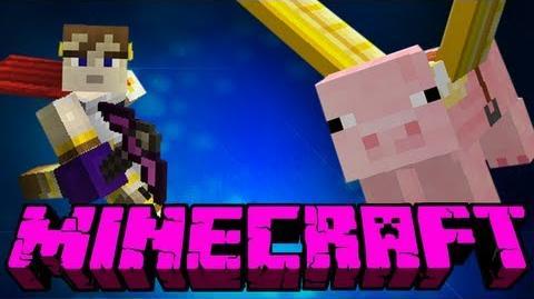 Porco Voador! - Minecraft Aether 6