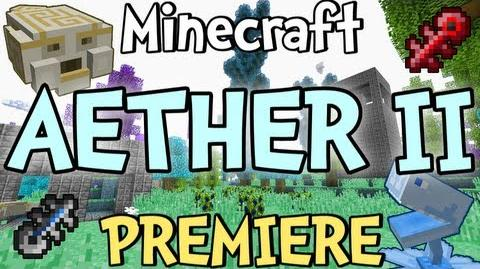 Minecraft - Aether 2 Mod Alpha PREMIERE