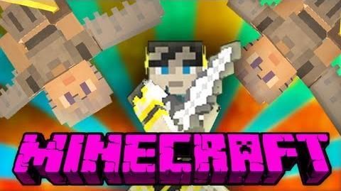 AETHER 5 Duelo de Anjos XD - Minecraft