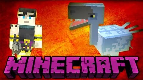 Moa, A Mascote do Céu - Minecraft XD