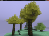 Golden Oak Tree