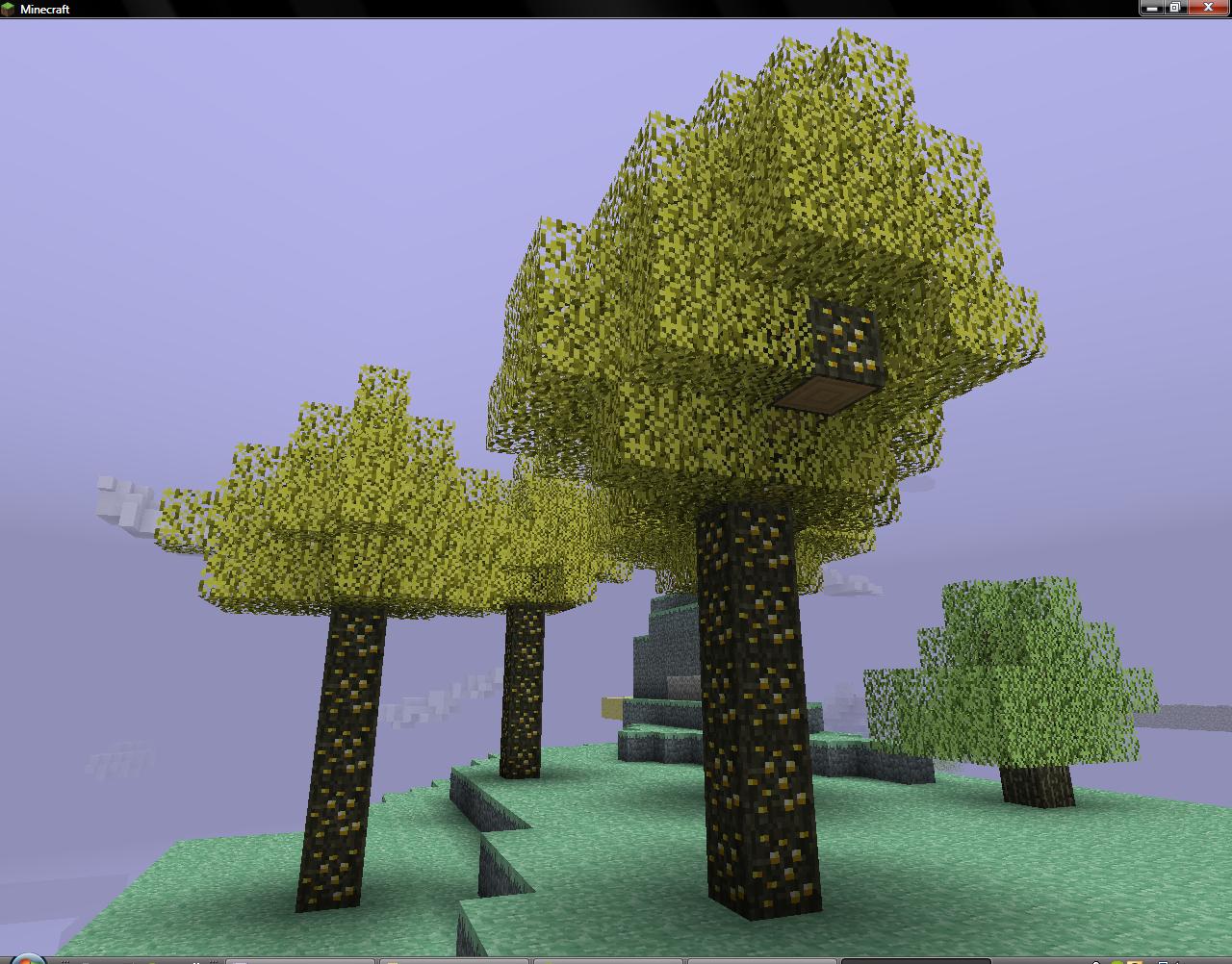 Golden Oak Tree - Aether Wiki
