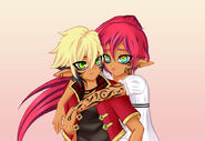 Elaru&Wade-piggyback