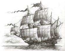 Ye Fast Galleon by JanBoruta.jpg
