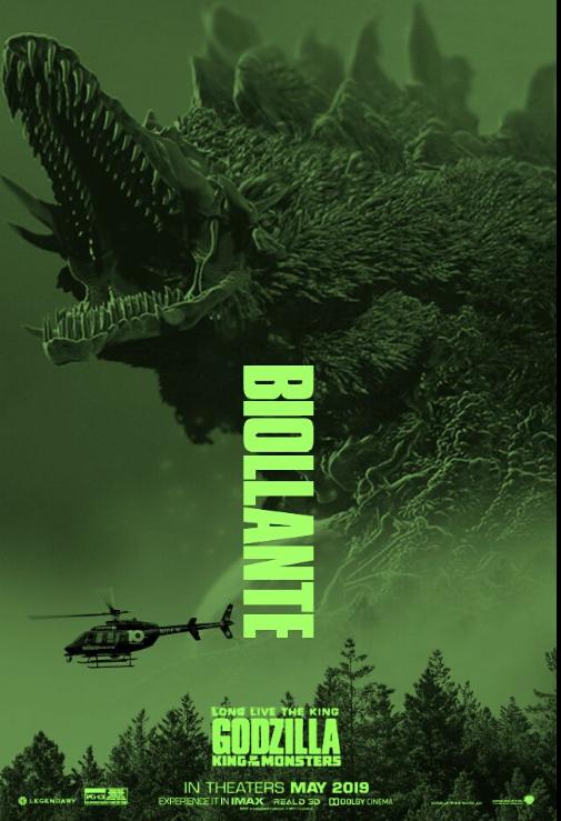 Confirmado Biollante Volverá Para Godzilla Vs Kong
