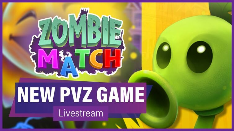 ZOMBIE MATCH: NEW PVZ GAME LEAKS!!   Screenshots, Gameplay & More - Plants vs Zombies Discussion