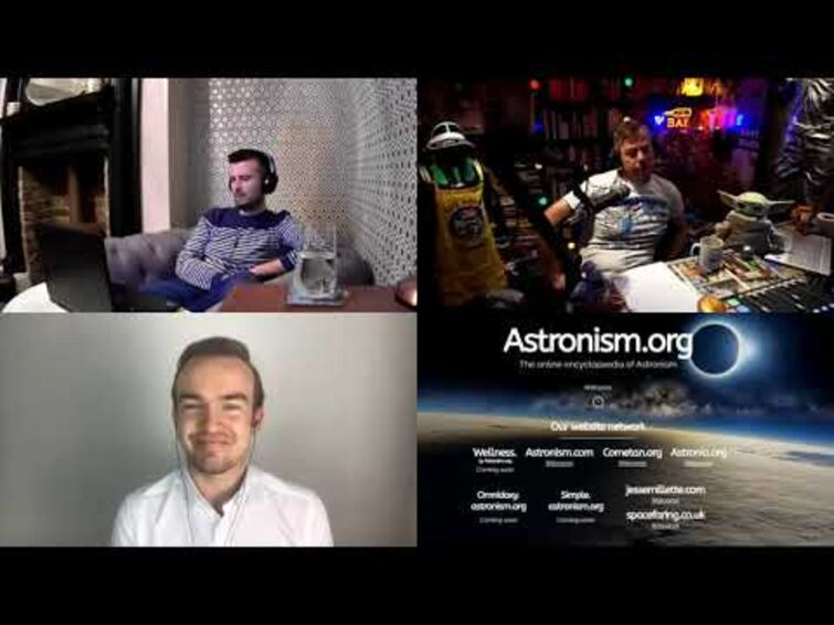153 - Cometan: Astronism, Star Worship and The Cosmic Hunt