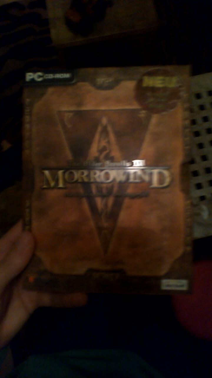 Endlich Morrowind