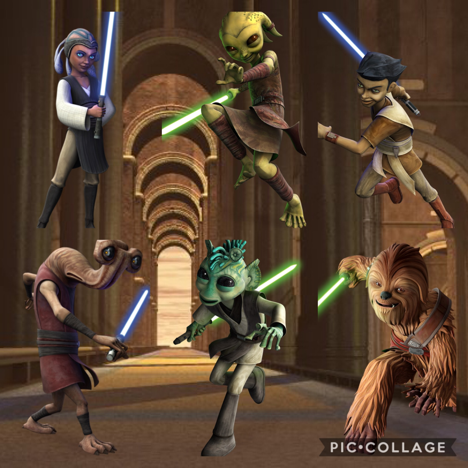 The Gathering Younglings Fandom He was instructed on how to make it by proffeser huyang whilst he was aboard the crucible. the gathering younglings fandom