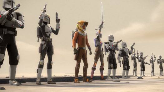 5 Things You Missed in 'Star Wars Rebels: Heroes of Mandalore'