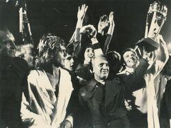 Ajax wint de eerste Wereldbeker in 1972