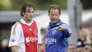 Daley en Danny Blind in seizoen 2009/10